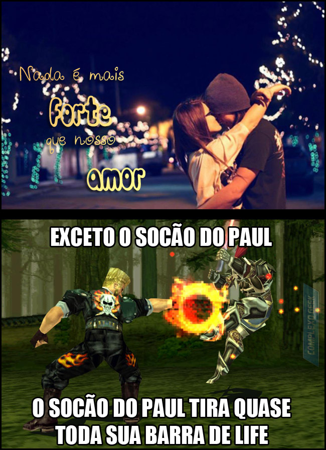 1 socao do paul