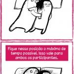 2 dormir de conchinha