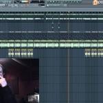 É isso que um editor de som faz quando está com tédio