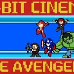 Se Os Vingadores fosse um game de 8 bits