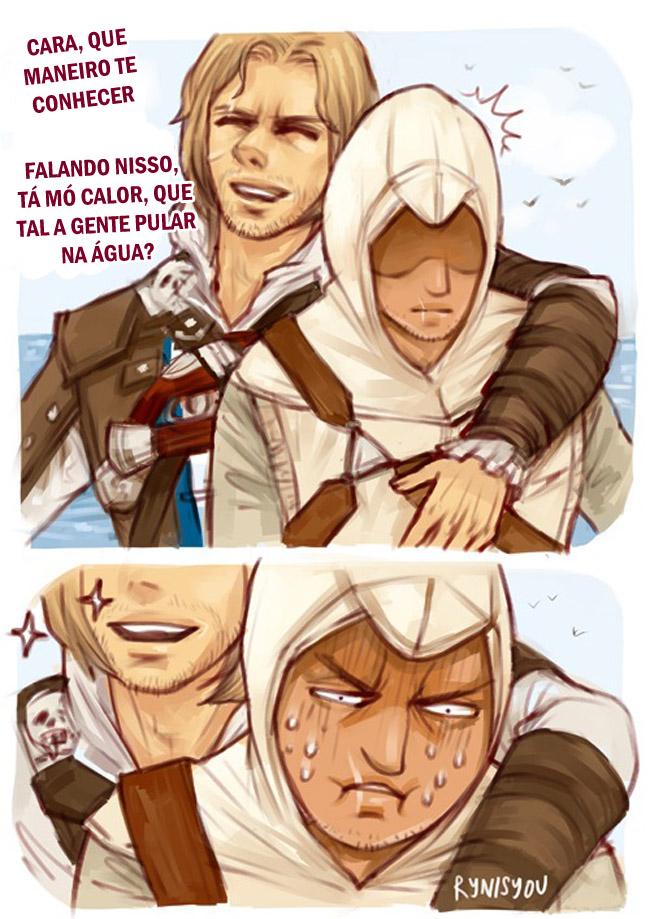 Assassins Creed Reunião
