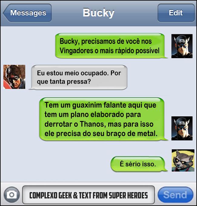 Bucky Rocket
