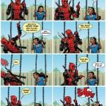 Dedo Deadpool