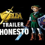 Eis o Trailer Honesto de The Legend of Zelda – Ocarina of Time