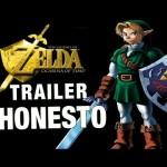 Eis o Trailer Honesto de The Legend of Zelda – Ocarina of Time