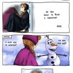 1 did you build a snowman