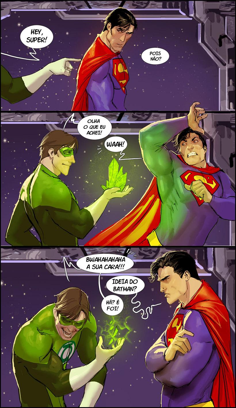 Batman ideia
