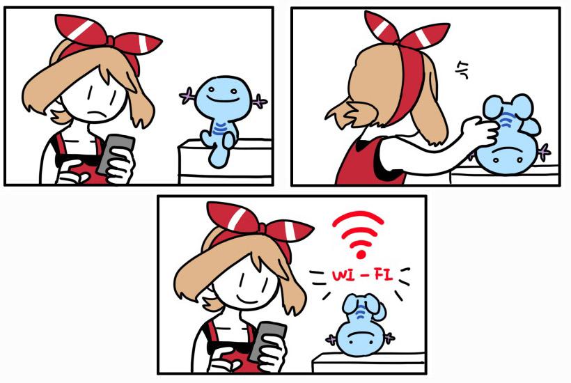 Pokemon Ajudam