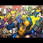 A compilação definitiva de todo mutante que já integrou o grupos dos X-Men