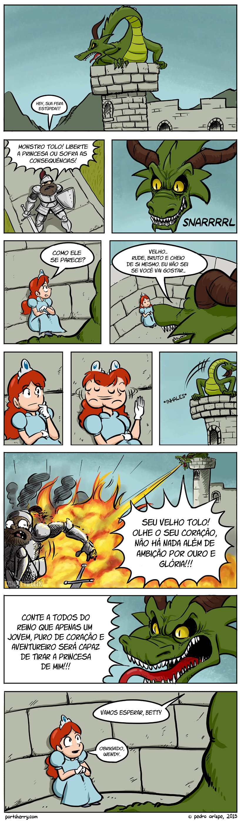 Dragão Amigo