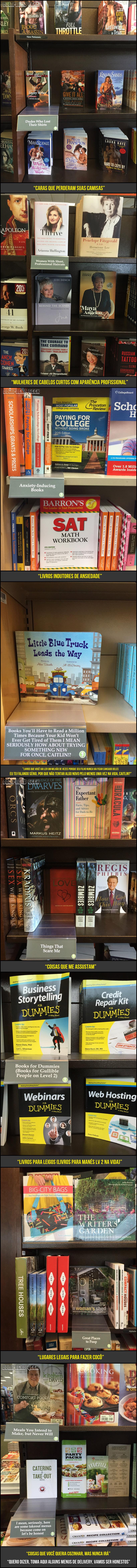 Livraria mais honesta do mundo