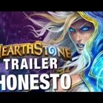 Eis o trailer honesto de Hearthstone