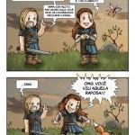 Como jogar Skyrim