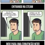 Experiencias nerds mudam com o tempo