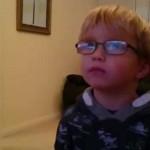 A reação de uma criança de 3 anos ao assistir Star Wars pela primeira vez