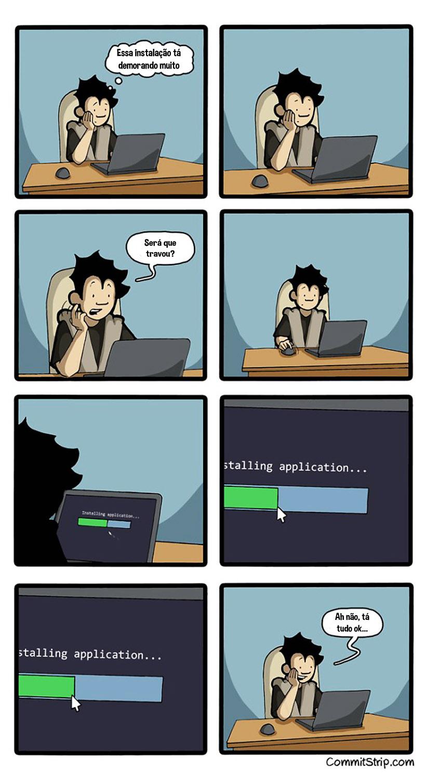 ah nao ta tudo bem software