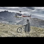 Andando de bicicleta pela Terra-Média