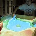 Brincando de Deus | Uma caixa de areia e realidade aumentada é tudo que eu preciso
