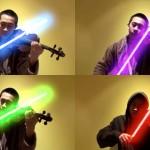 Sabres de Luz, Violinos e o Despertar da Força