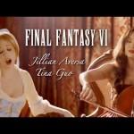 Só passei para deixar essa versão live-action da Ópera de Final Fantasy VI