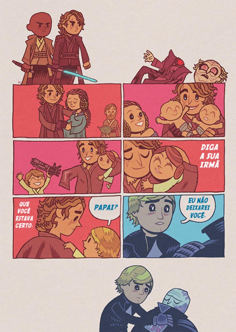 Anakin Skywalker Redenção