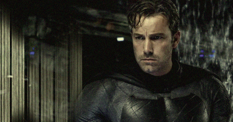 Batman Ben Affleck Terror