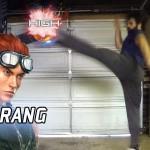Esse cara recria perfeitamente golpes dos personagens de Tekken na vida real