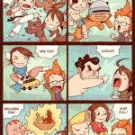 street fighter infancia