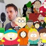 Esse cara consegue imitar todas as vozes de South Park