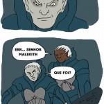 0 a MALEKITH