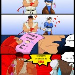 1 como as coisas funcionam em Street Fighter