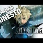 Se Final Fantasy VII tivesse um trailer honesto