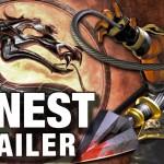 Se Mortal Kombat tivesse um trailer honesto