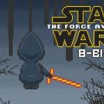 O trailer de Star Wars VII recriado em 8 Bits