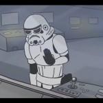 Só passando para deixar esse curta-animado de Star Wars aqui