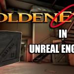 GoldenEye 007 recriado usando a Unreal Engine 4