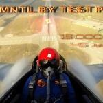 Como é subir 4500 metros em questões de segundos