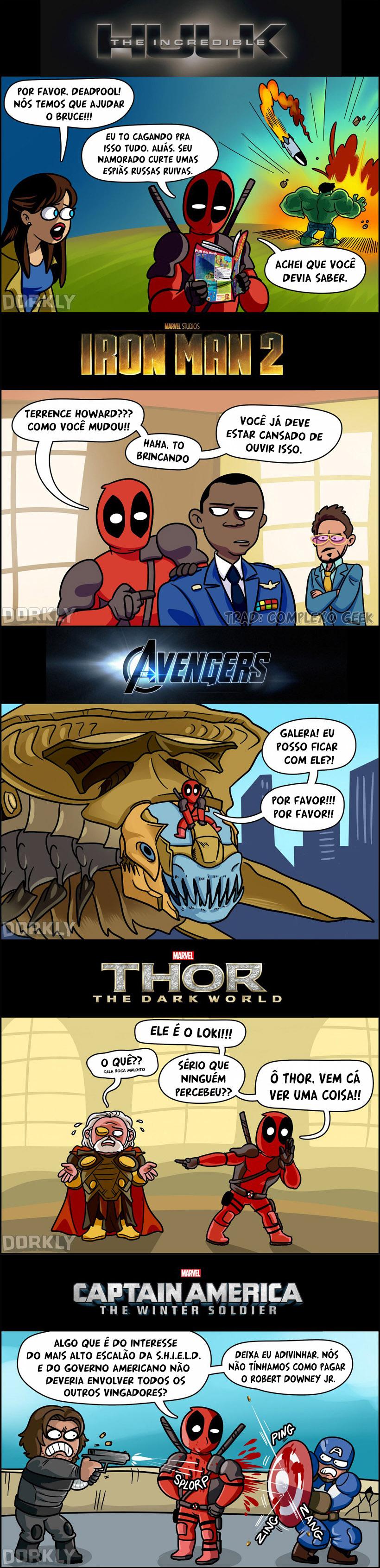 Deadpool na MCU
